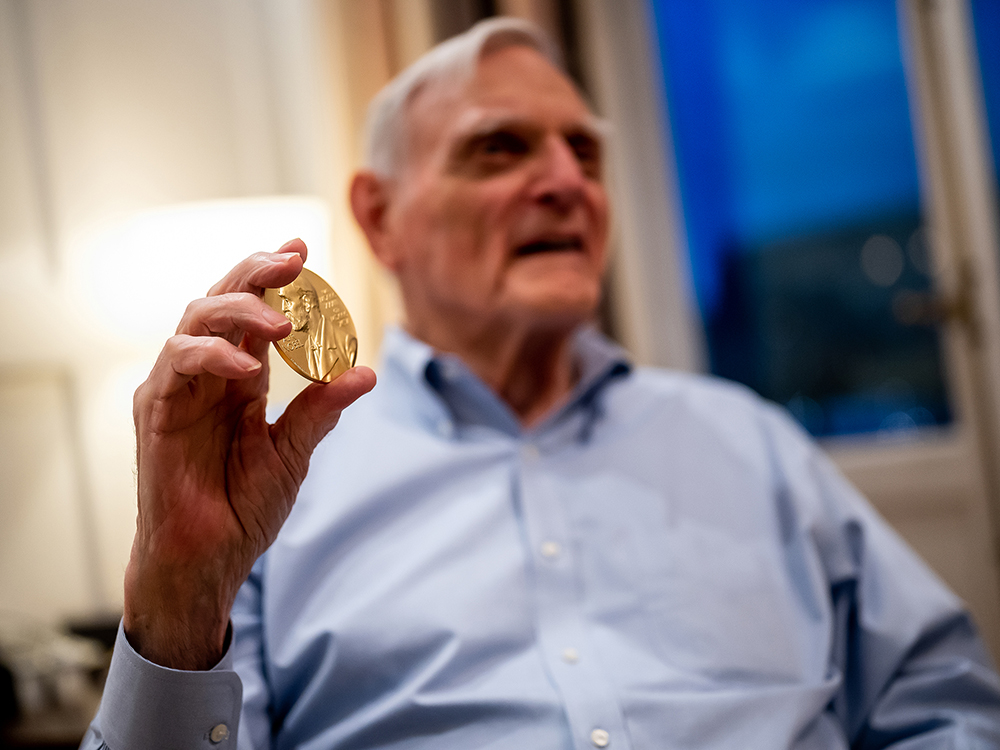 John Goodenough Nobel prize