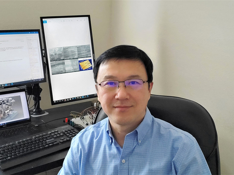 Photo of Wei Li